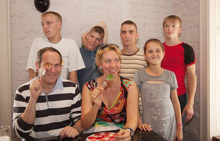 фото всех детей михаила ефремова