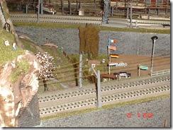 plastico treni scala N 012 dettaglio