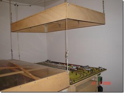 plastico treni scala N 044