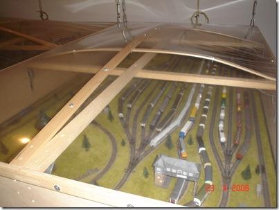 plastico treni scala N 049