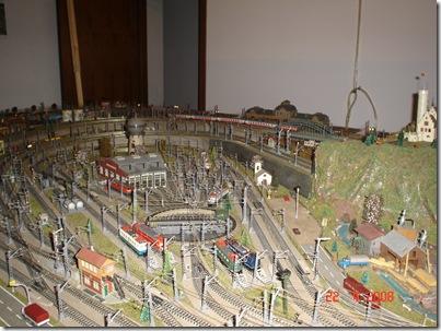 plastico treni scala N 033