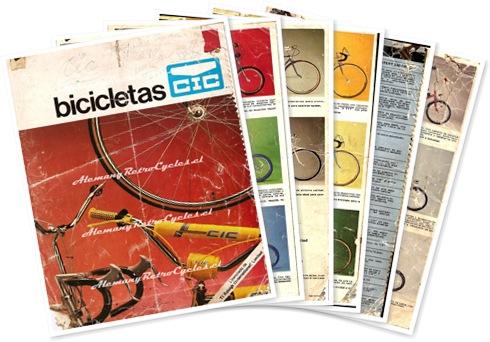 Ver Catalogo bicicletas CIC