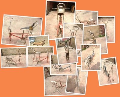 Ver Bicicletas Para restuarar en Venta
