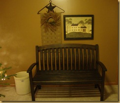 Bench Makeover 007