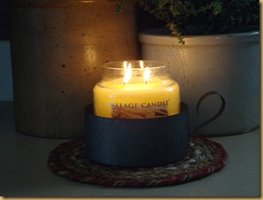 Village Candle 007