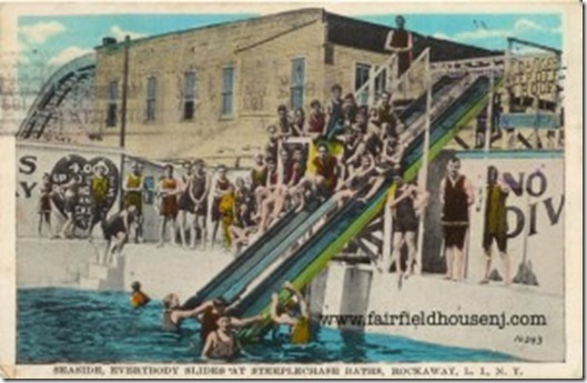 fairfield house postcard