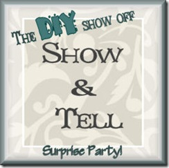 DIY Show Off  Show and Tell surprise