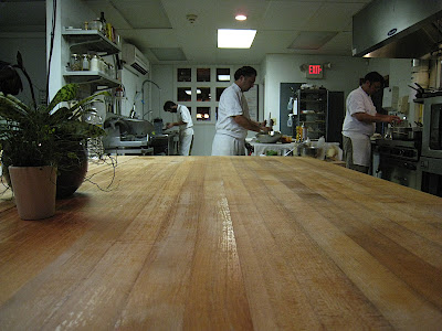 Talulas Table From The Other Side Of The Kitchen Door The Best - Farmers table reservation