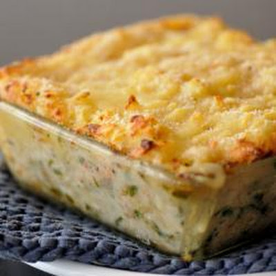 Family Friendly Fish Pie