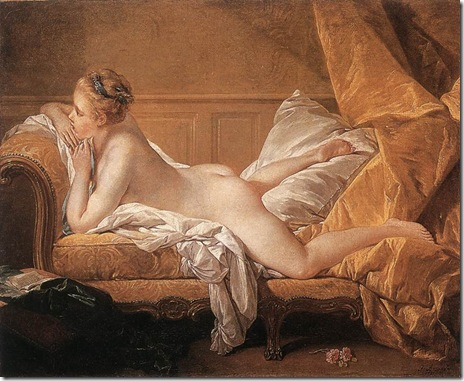 boucher - louise o'murphy 1751