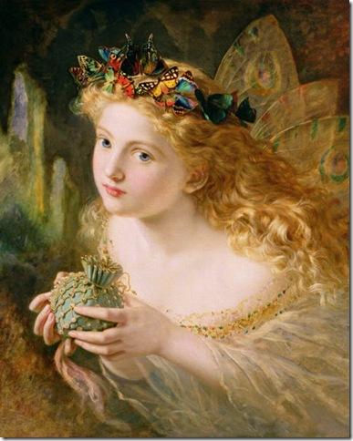 sophie anderson - take the fair face of woman