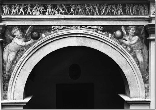 calcio fiorentino - jan van der straet, agostino campelli (palazzo della gherardesca)