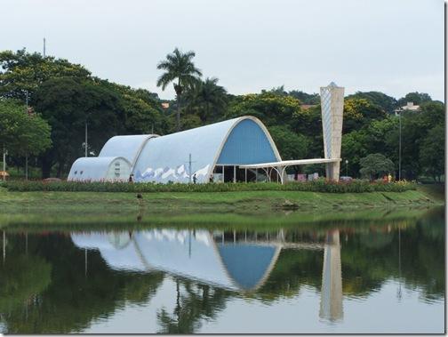 kościół św. franciszka w belo horizonte