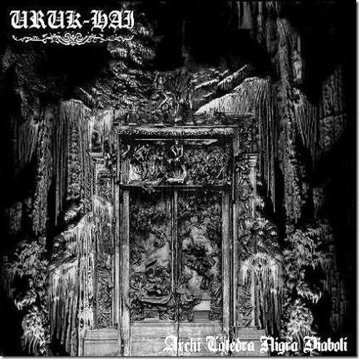 uruk-hai - archi catedra nigra diaboli