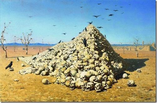wierieszczagin - apoteoza wojny
