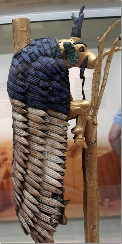 sumeryjski kozioł z british museum