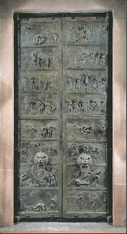 drzwi z hildesheim