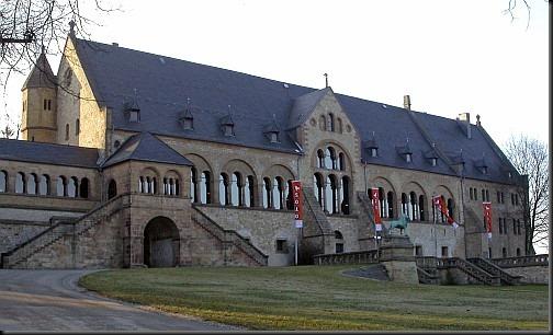 palatium w goslarze