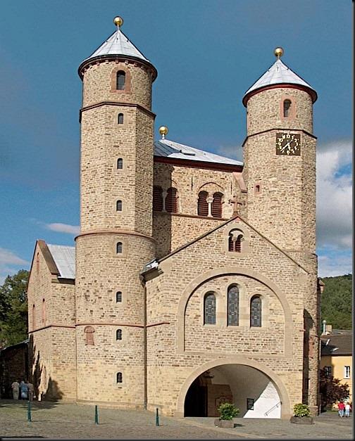 Stiftskirche-BadMuenstereifel