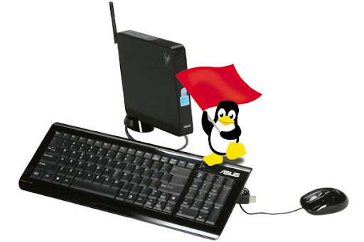 Asus Eee Box B202 nettop now Redflag Linux Based