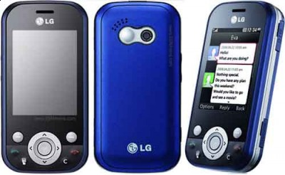 KS365 and GD550, 2 Phone from LG