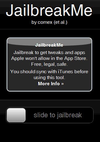 Learn how to jailbreak iPhone 4 4.1 with LimeRain via the link.