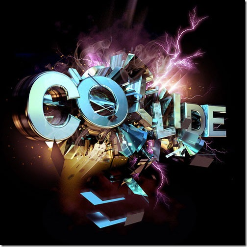 Create Explosive Typographic Effects in C4D