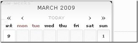 DatePicker v4