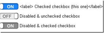 jQuery checkbox and Radio button 20 most useful jQuery Plugins for web developer