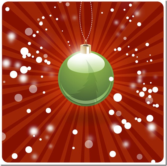 Enchanted Holiday Ornament Design