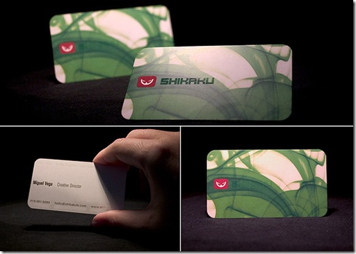 shikaku-business-card