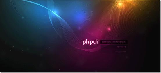 phpcli