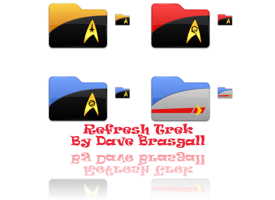Refresh-Trek