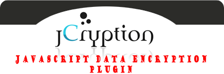 JavaScript data encryption plugin
