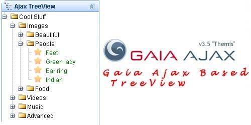 Gaia-Ajax-TreeView