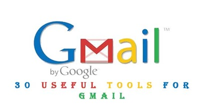 30 useful Tools For Gmail