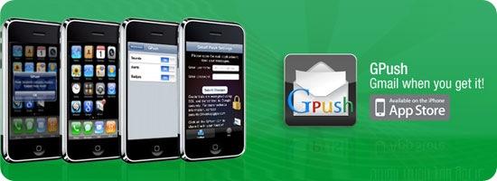 gpush-gmail