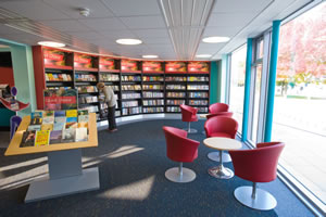 Yate Library, South Gloucestershire