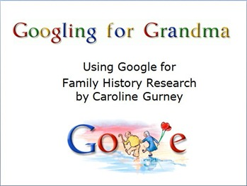 Googling for Grandma