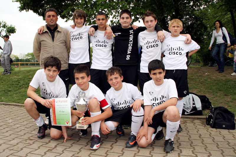Sieger D-Jugend (Moguntia Mainz)