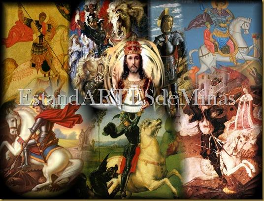 Jorge o Guerreiro de Deus