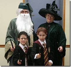Our wizarding family