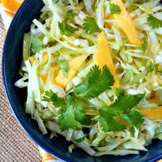 Mango Slaw Salad Recipes