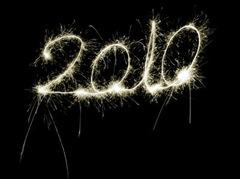 New Year Lights 2010