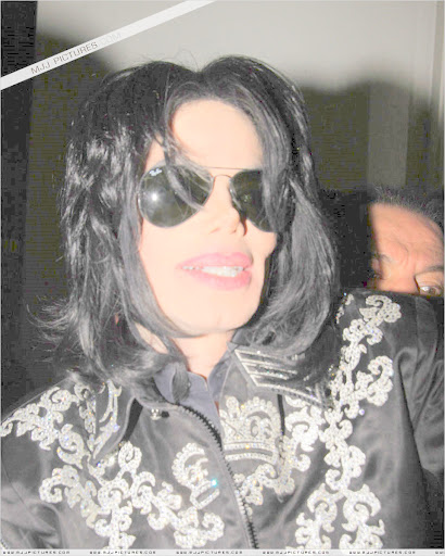 Michael's Smile and the O2 Imposter 015