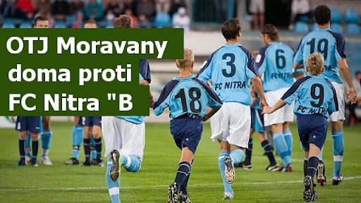 OTJ Moravany doma proti FC Nitra B