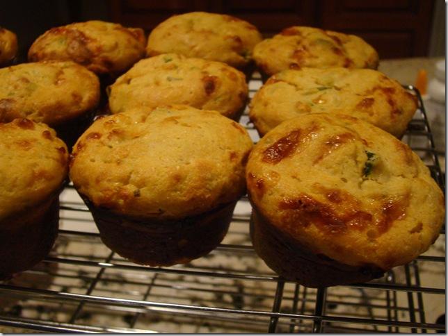 reeni's corn muffins