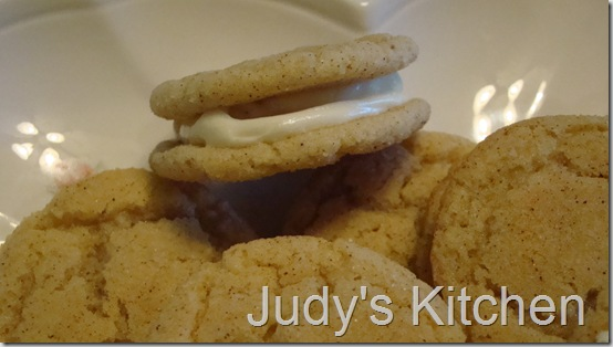 ... highly rated allrecipes.com recipe, Ultimate Maple Snickerdoodles
