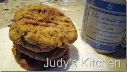 Dove Peanut Toffee Crunch-PB cookies (7)
