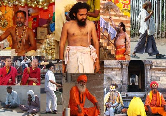 Foto - Tipos religiosos